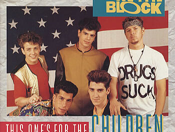 ¡Son los New Kids on the block!