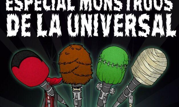 Podcast 24 – ¡El ataque de los monstruos! (¡Actualizado!)