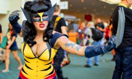 ¿Nos invaden los falsos nerds? Las chicas cosplay y la ira de Tony Harris