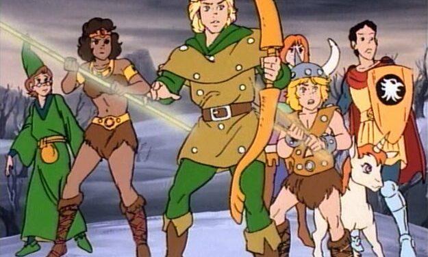 Dragones y Mazmorras episodio a episodio: prólogo y orígenes