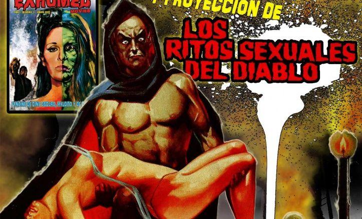 Cine chungo y maldito, este sábado en Madrid.