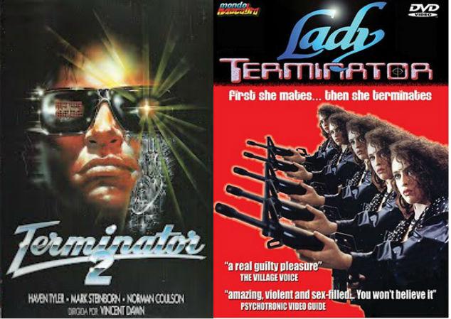 Los Clones de Terminator… y Salón del coleccionismo en Mieres