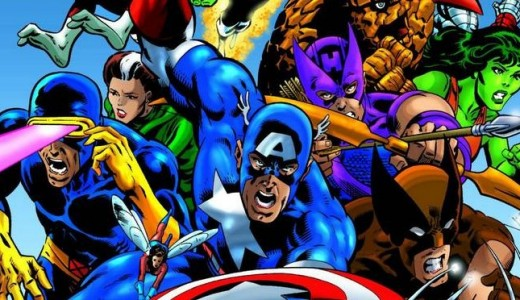 Podcast 38: Secret Wars. ¡Viva la Marvel 80s!