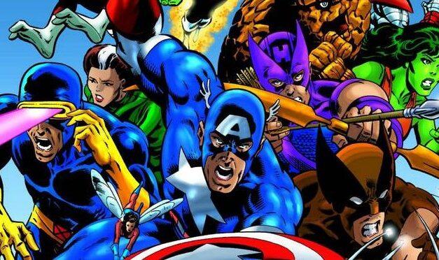 Podcast 38: Secret Wars. ¡Viva la Marvel 80s!