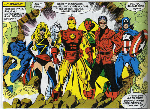 La moda de los superhéroes y mis uniformes fetiche