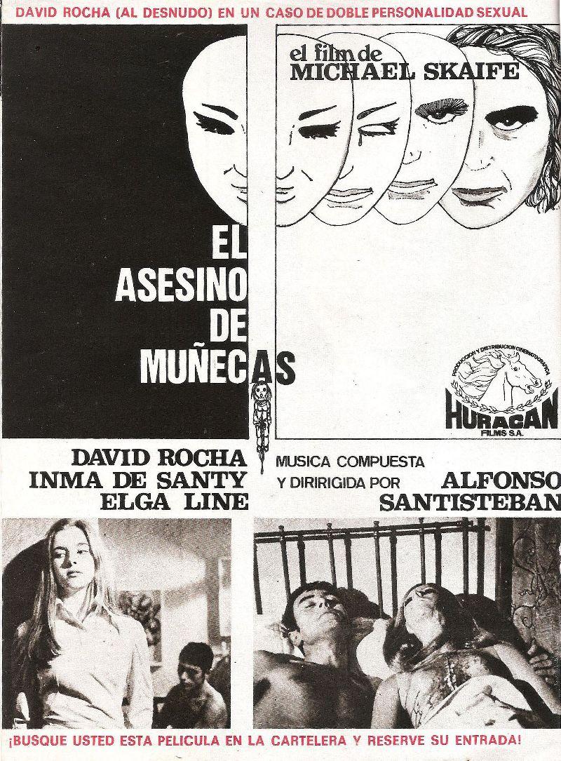Cine Basura en directo: 'El asesino de muñecas' ataca el viernes 30! (ACTUALIZADO)