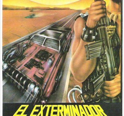 Semana Mad Max: El exterminador de la carretera, el Mad Max español
