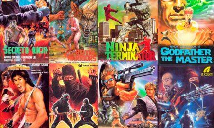 ¡A tope con los ninjas!