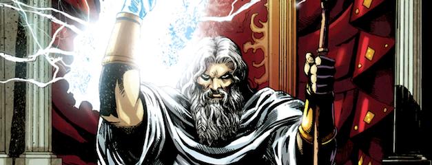 God is Death: Thor vs Zeus vs Anubis…