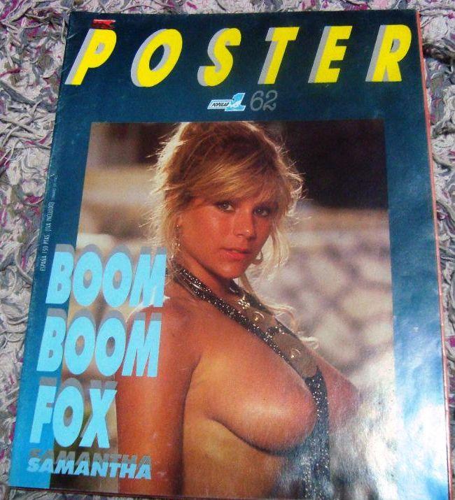 Samantha Fox, el Juez Dredd  y el Popular 1