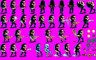 Lemmy y los videojuegos