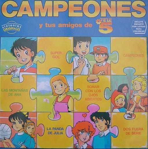 Podcast #46 – Campeones y tus amigos de Telecinco