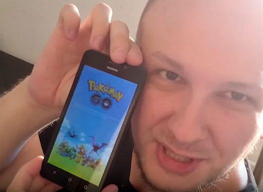 Nuevo vídeo: Adultos Jugando (fatal) a Pokémon Go!