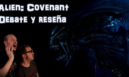 Armabot y Viru comentan ALIEN: COVENANT