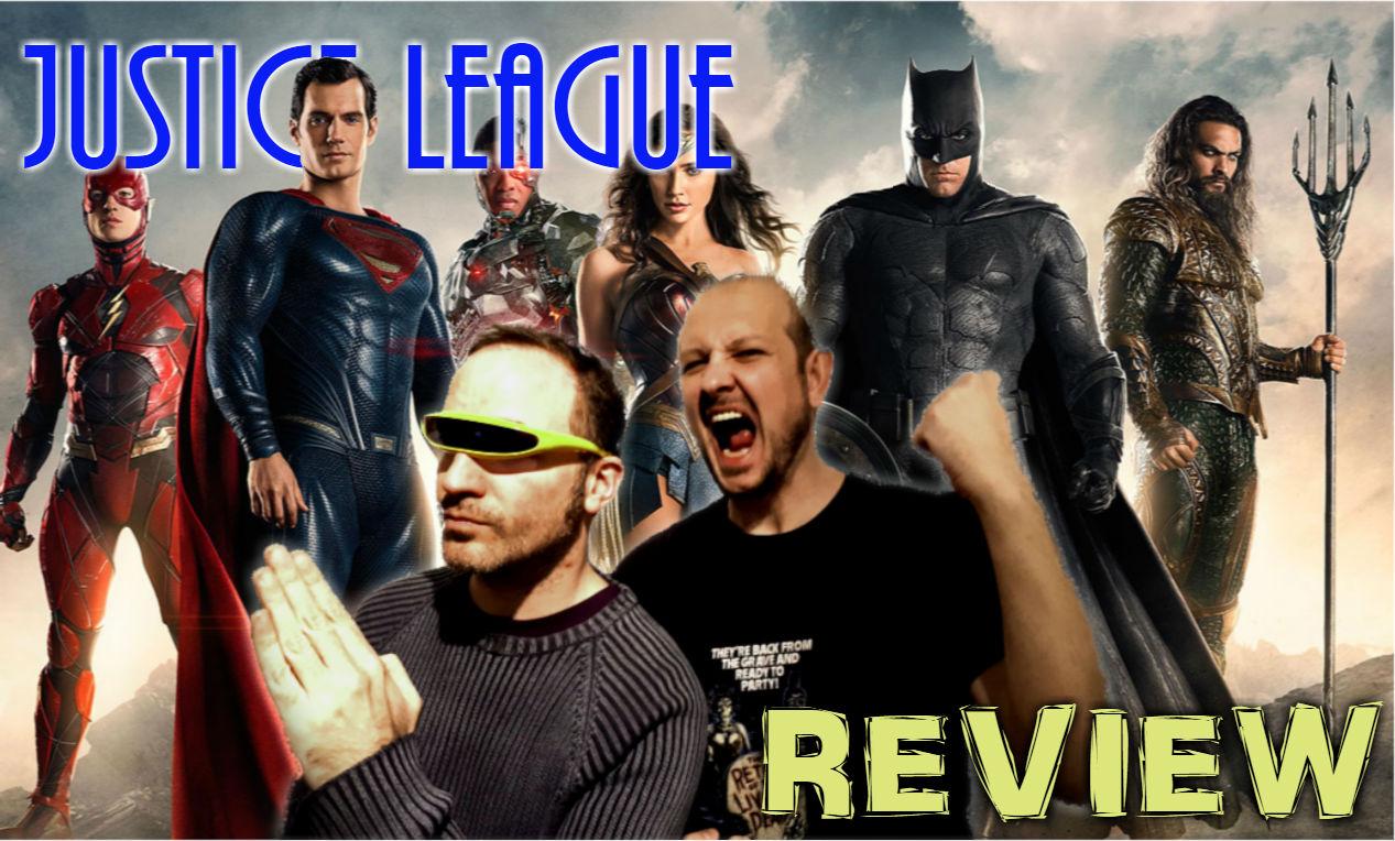 La Liga de la Justicia no es El Padrino pero…