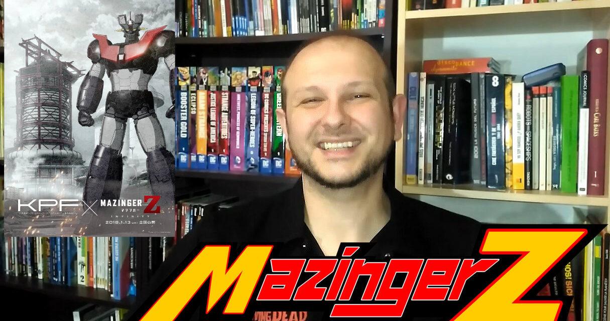 Manzinger Z Infinity:  no es El Padrino pero…