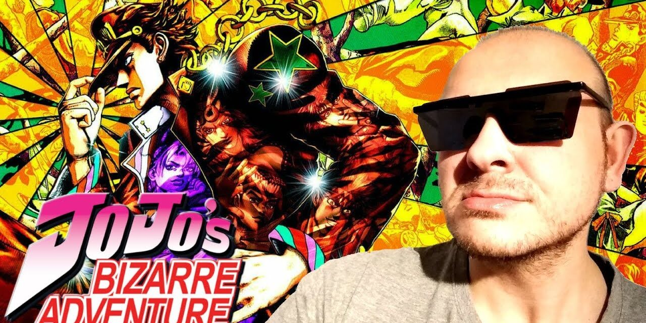 Jojo's Bizarre Adventure: un gran manga para FLIPAOS