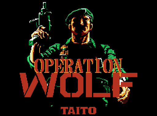 Operation Wolf y el Pack Erbe 88